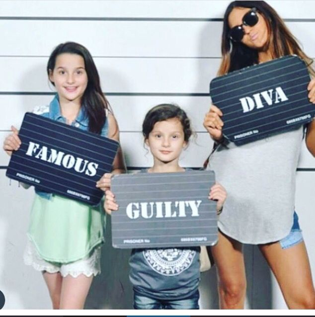 Famous, Guilty, diva. Explains all of them really well! (Jk) #bratayley @paigie @annie.lablanc @elloaNyaH