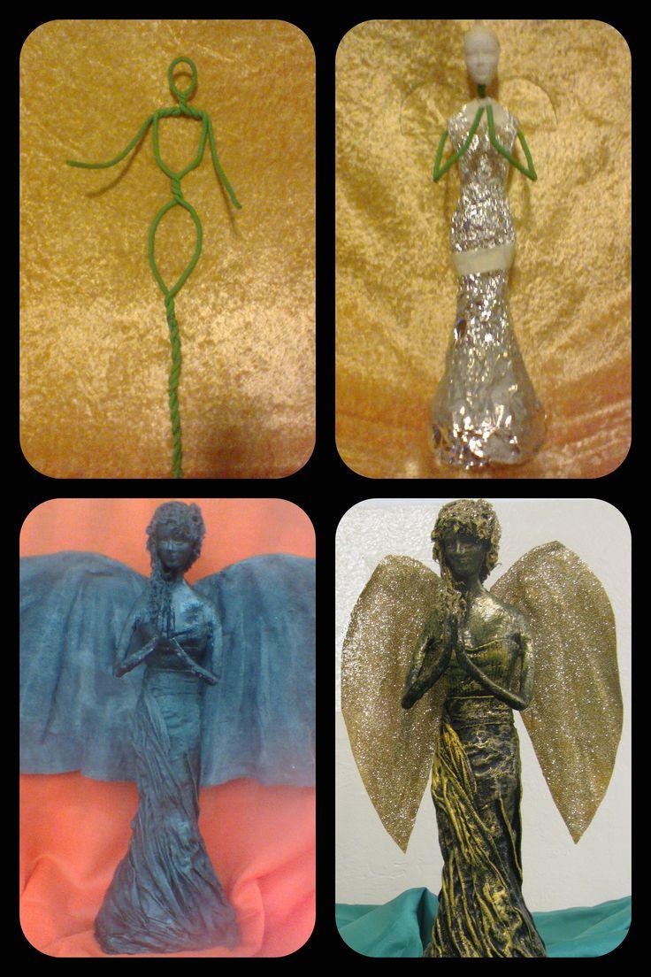 Ako vznikol zlatý anjel/ paverpol