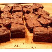 How to Make Brownies From a Cake Mix | eHow