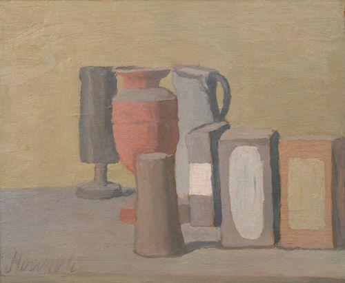 Giorgio Morandi (Italian, 1890–1964) Still Life (Natura morta), 1949