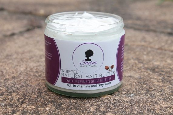 Shetai Natural Hair Butter Nourishing Hair Oil Moisturiser