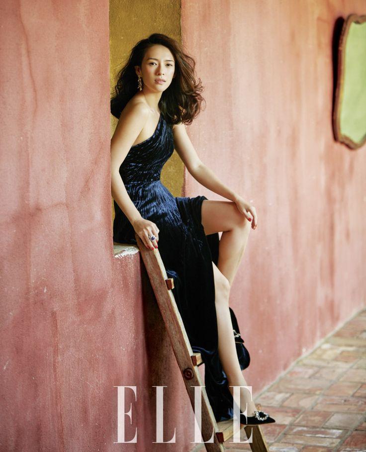 Zhang Ziyi covers 'Elle' magazine | China Entertainment News