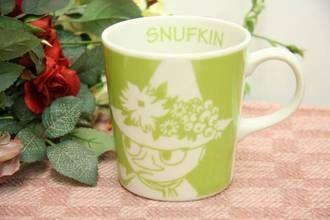 Snufkin mug
