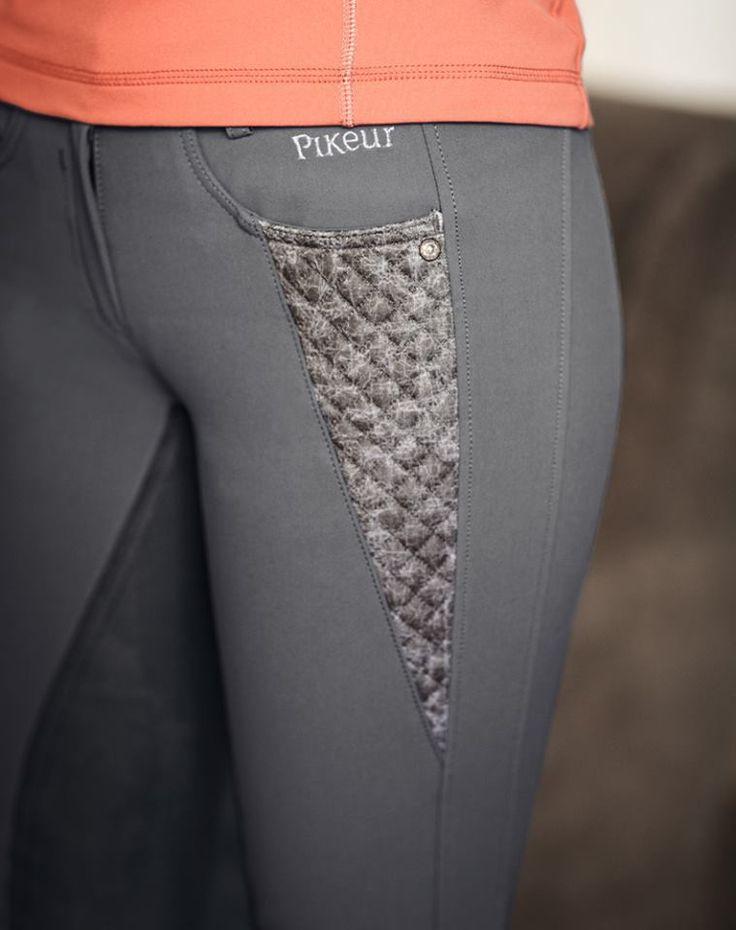 www.pegasebuzz.com | Pikeur, premium collection fall 2016.