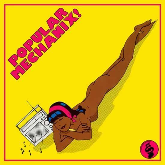Record of the Day – Popular Mechanix – Popular Mechanix (1979) -