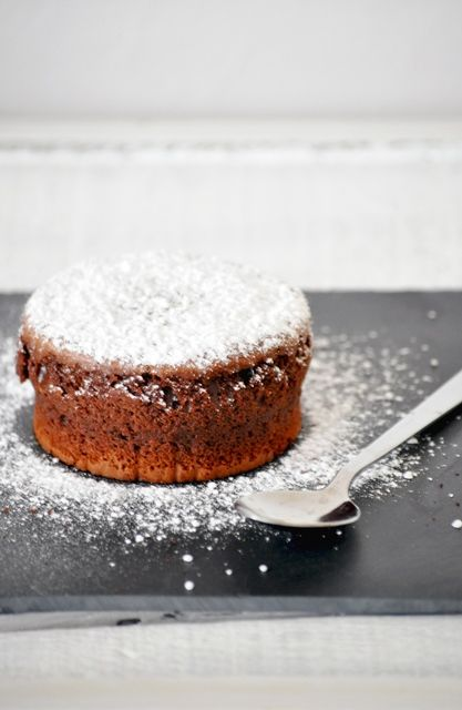Mi-cuit au chocolat | Elodie's Bakery
