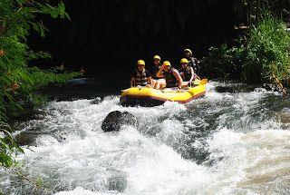 Telaga Waja River Rafting Bali Telaga Waja River Rafting Price 2018