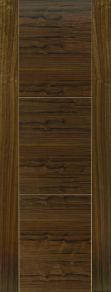 JB Kind Mistral Walnut Flush Internal Door