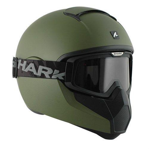 Shark Vancore helmet - matte green