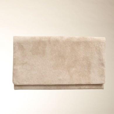 Clutch   beige - Taschen - Accessoires