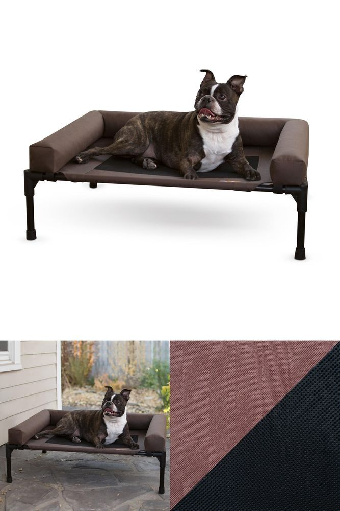 Pet Sofa Medium Indoor Waterproof Fabric Home Furniture Comfortable Toys Pet Cot #KHPetProducts ,#Christmas,#tree,#decor,#Santa,#xmas,#decoration,#inflatable,#holiday,#party,#sandaclaus,#yard,#garden,#patio,#accessories