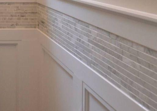Image Result For Bathroom Border Tiles Ideas For Bathrooms