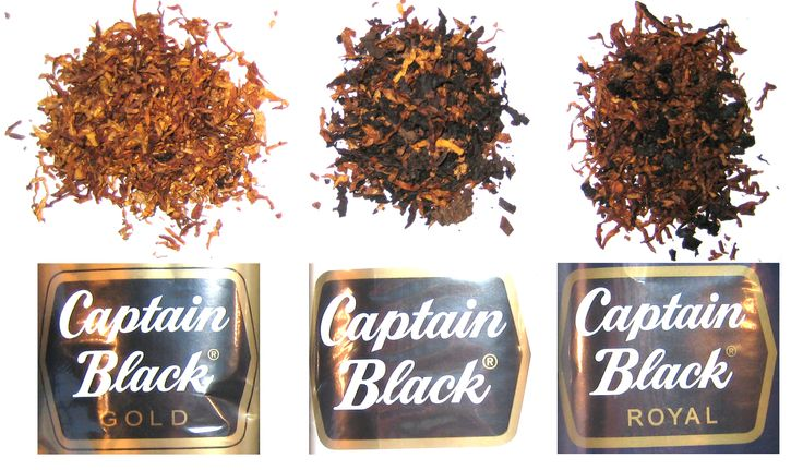 Captain Black Pipe Tobacco Review | The #1 Source for Pipes and ...