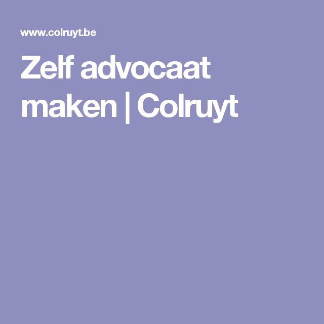 Zelf advocaat maken | Colruyt