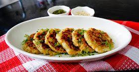 Oats Tikki, Oats cutlets, healthy recipes