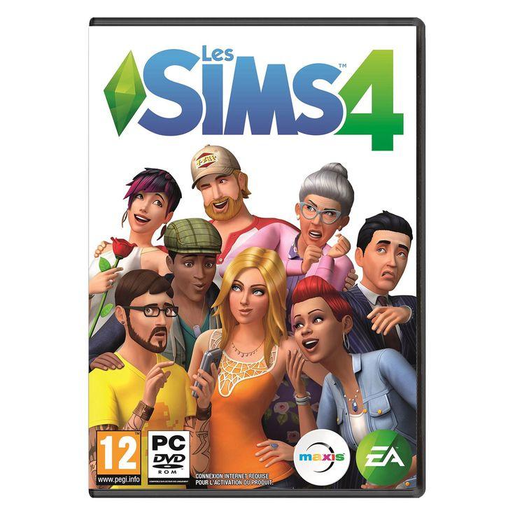 Jeux PC Les Sims 4 (PC) Les Sims 4 (PC)  http://www.ldlc.com/fiche/PB00178187.html