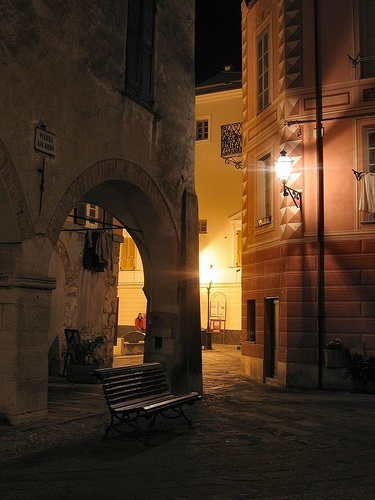 Finalborgo, Liguria, Italy