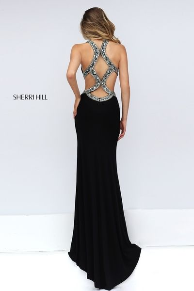 Sherri HIll sexy prom dress  - prom dresses at Hope's Bridal