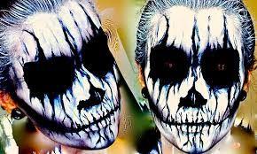 demon makeup for men - Google Search
