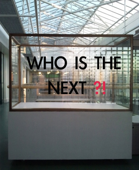 Who is the next?! by cast.from.different.moulds, via Flickr