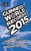 Guinness World Records 2015    256 pages - B&N $19.00 hardcover Scholastic Book Fair $27 (Kevin asked for this)