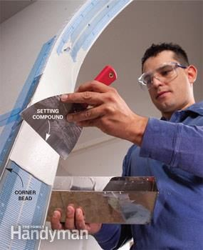 Tips for Better Drywall Taping | The Family Handyman