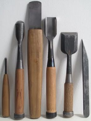 Wood Carving Tool Set ---something i always wanted to learn---