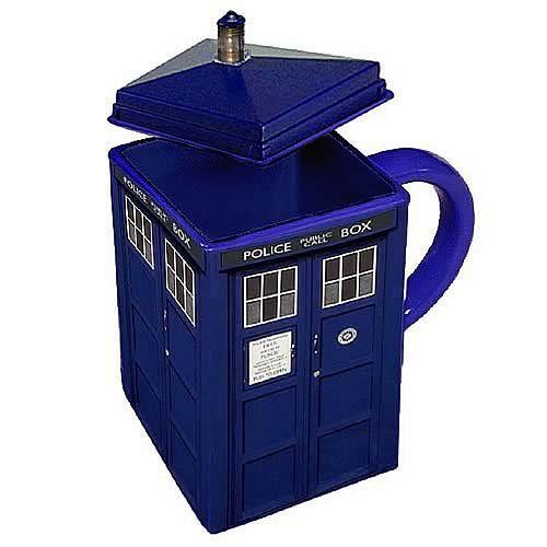 Doctor Who Figural TARDIS Mug: Hot Chocolate, Doctors Who Mugs, Gifts Ideas, The Tardis, The Doctors, Doctors Who Tardis, Figures Tardis, Geeky Things, Dr. Who
