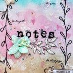 DIY planner/jegyzetfüzet | Sugallatok