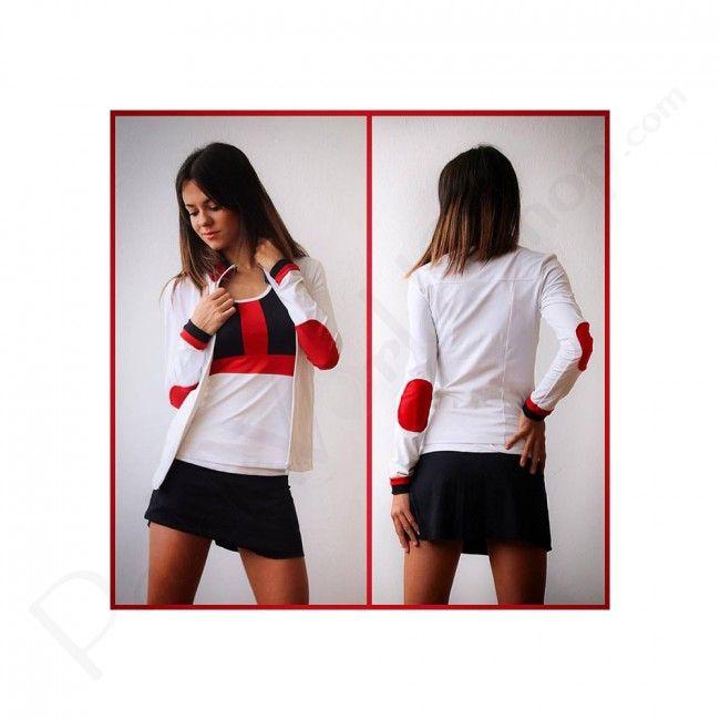 Chaqueta BB Supplex - ropa de padel de mujer en tu tienda de padel