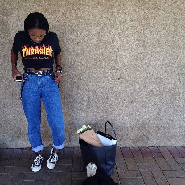 The 25 Best Thrasher Outfit Ideas On Pinterest Grunge