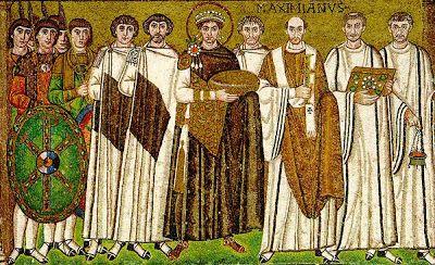 Bizans İmparatorluğu'nun önemli Sezarı Jüstinyen ve İmparatoriçe Theodora'nın aşkı ile ilgili kısa bir hikaye...