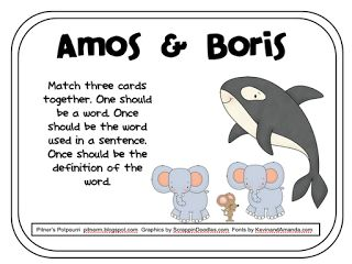 15 best Amos and Boris images on Pinterest | Guided reading ...