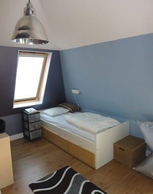 Jongenskamer mijn kleuradvies pinterest - Blauwe en grijze jongens kamer ...