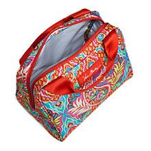 Lighten Up Lunch Cooler Bag in Paisley in Paradise | Vera Bradley