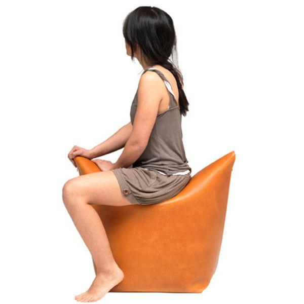 Semplice, divertente, ecologico MAO è molto più di un semplice pouf è un'opera d'arte #MadeinItaly #design #chair