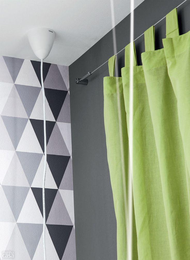 1000 ideias sobre cortinas baratas no pinterest tubo for Cortinas trabillas baratas