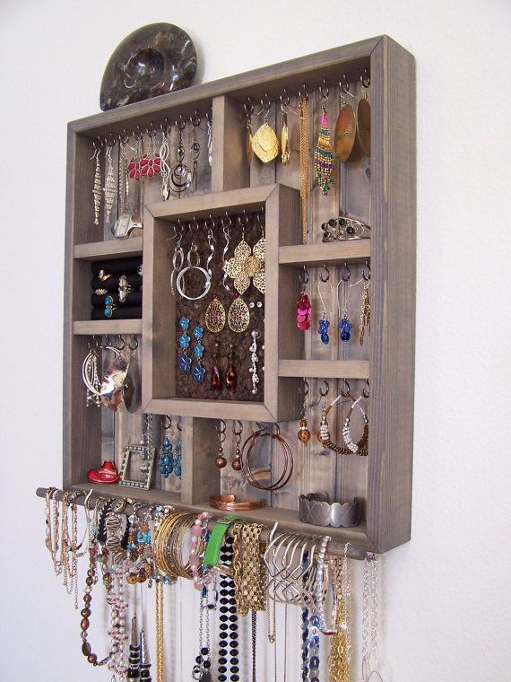College Dorm Room Decor Jewelry Holder With By Barbwireandbarnwood College Dorm Room Decor Diy Wall Decor For Bedroom College Dorm Rooms