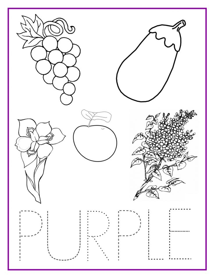 19++ Colors coloring pages for toddlers info