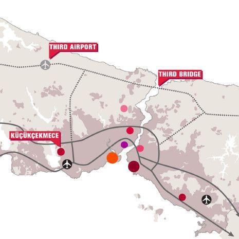 Matchmaking workshop tussen Nederlandse en Turkse architectenbureau's; onder…