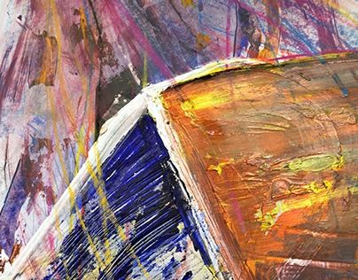 """Check out new work on my @Behance portfolio: """"Abstract Painting"""" http://on.be.net/1VuFL7u"""