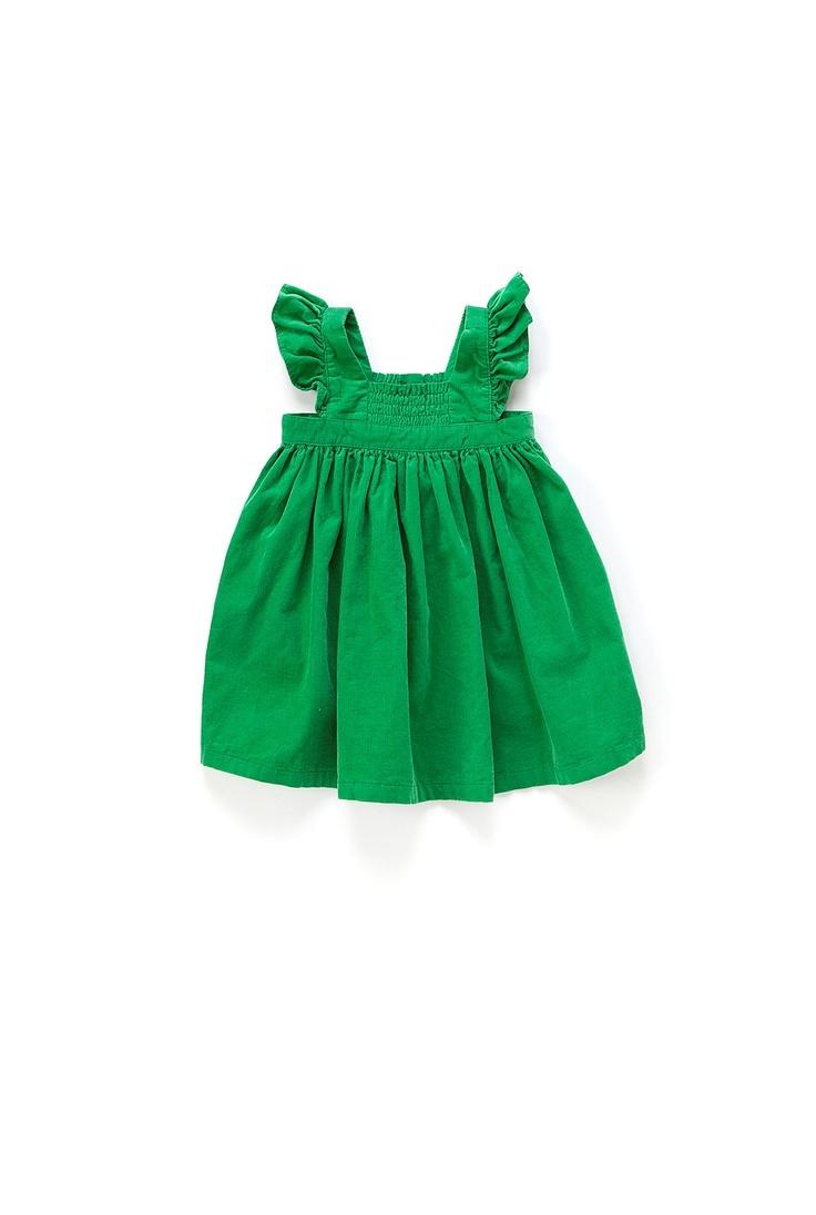 Newborn Smocked Christmas Dresses