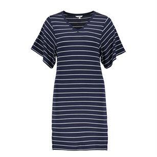 Mbym Scilla V-Neck Dress, Multi, medium