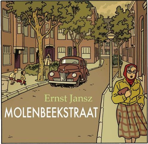 Van Dongen designed the covers for musician Ernst Jansz's album and autobiographical book, both titled Molenbeekstraat.