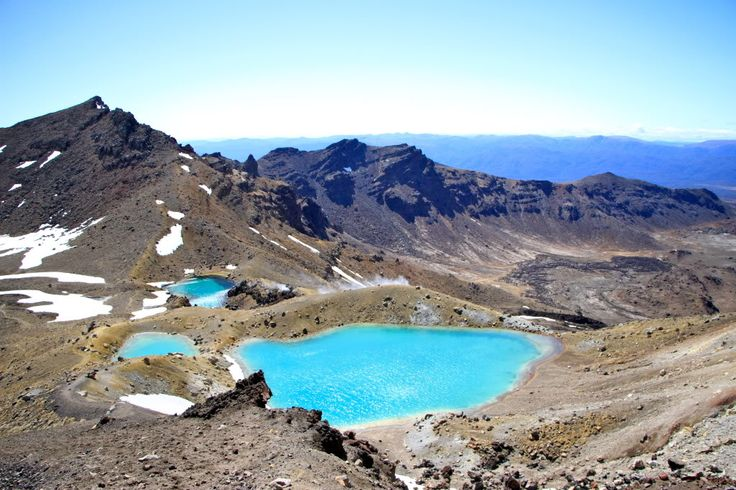 Togariro Alpine Crossing