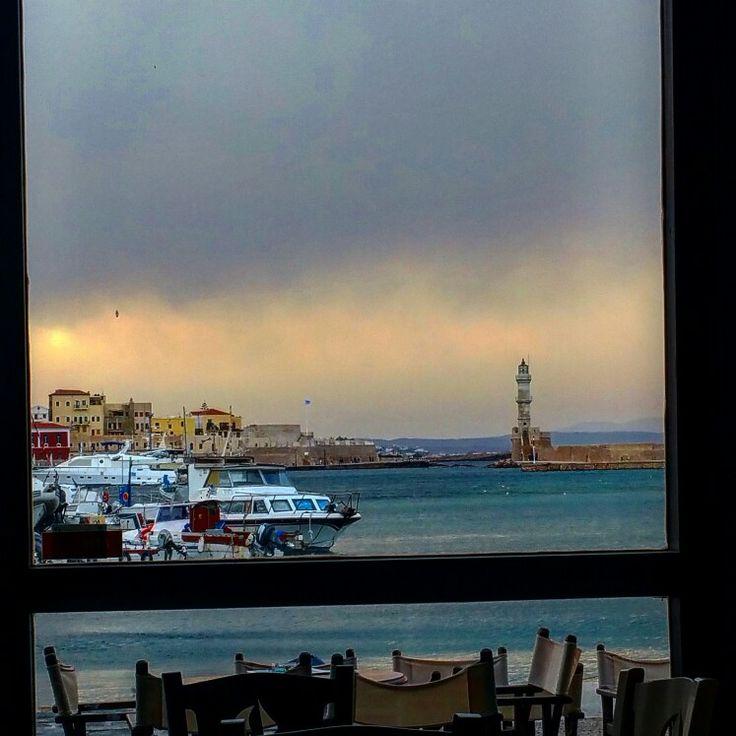 Παλιό Λιμάνι Χανίων (Chania Old Port) in Χανιά, Χανιά
