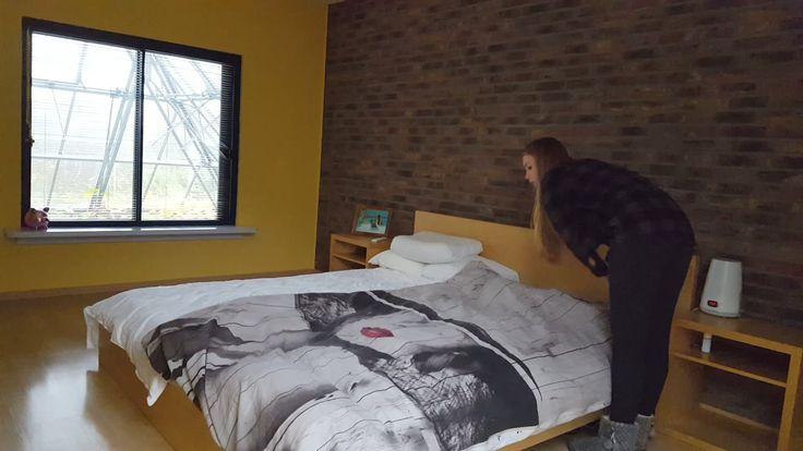 In 1 minuut je bed verschonen: sfeervolle dekbedovertrekken met rits