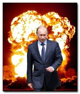 7 Reasons Vladimir Putin Is the World's Craziest Badass | Cracked.com ... Just for a little humor :)
