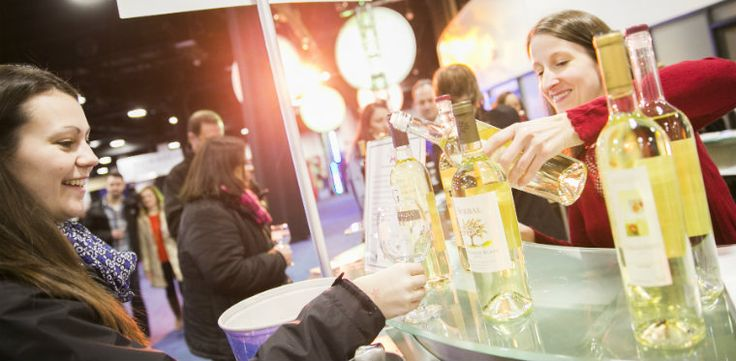 Boston Wine Expo event info.