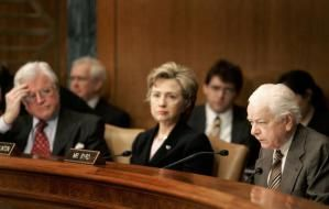 Hillary Clinton Remembers Friend and Mentor Robert Byrd